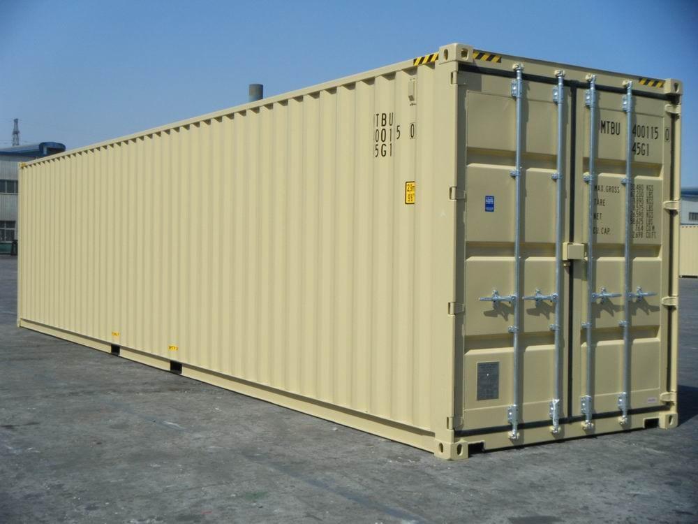 Sjøcontainere